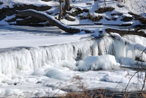 Frozen_Wappinger_Creek