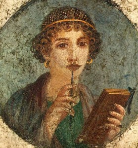 Sappho, the Tenth Muse