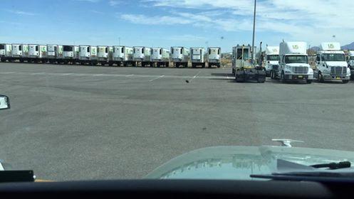 1 Albuquerque truck lot
